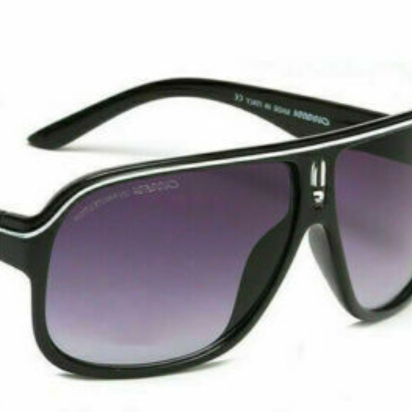 Men /& Women/'s Retro Sunglasses Unisex Matte Frame Carrera Glasses purple